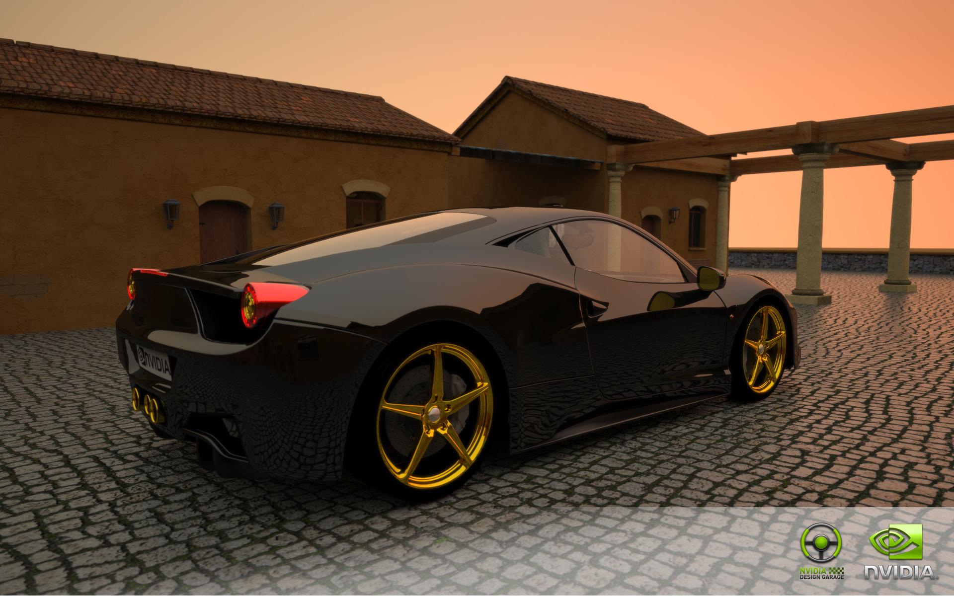 nvidia 1280x800 wallpaper car - photo #10